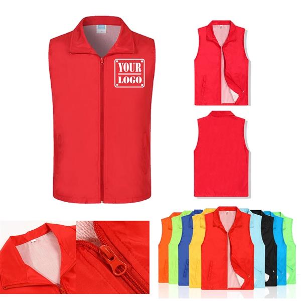 Volunteer Collar Vest
