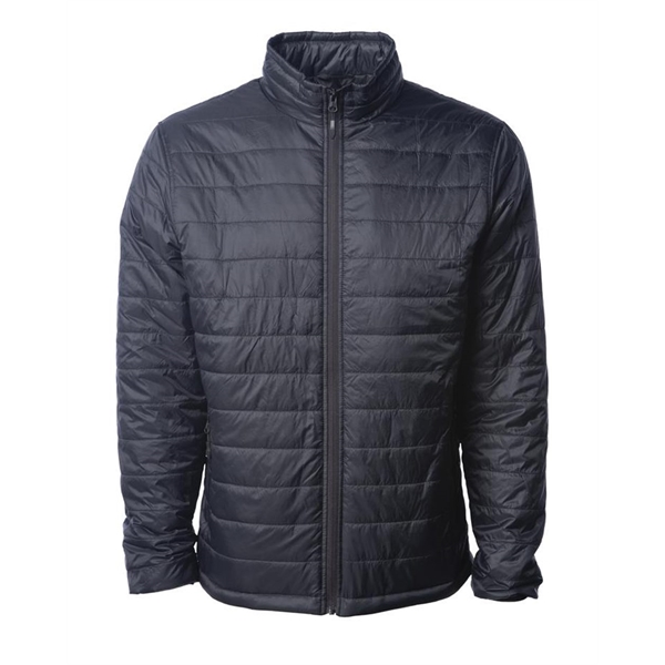 Independent Trading Co. Puffer Jacket