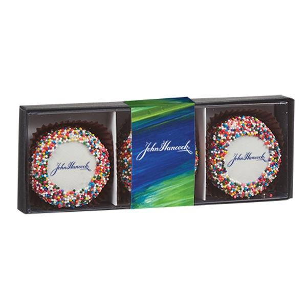 Belgian Chocolate Oreo® 3 Way Gift Box