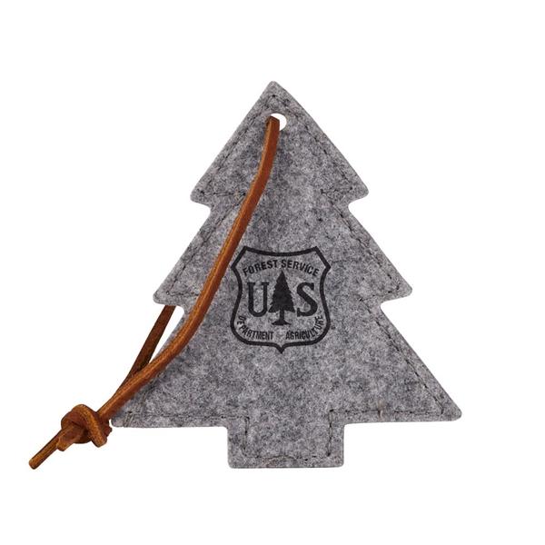 TREDWOOD Felt Tree Ornament