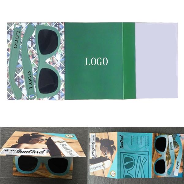 Cardboard Sunglasses