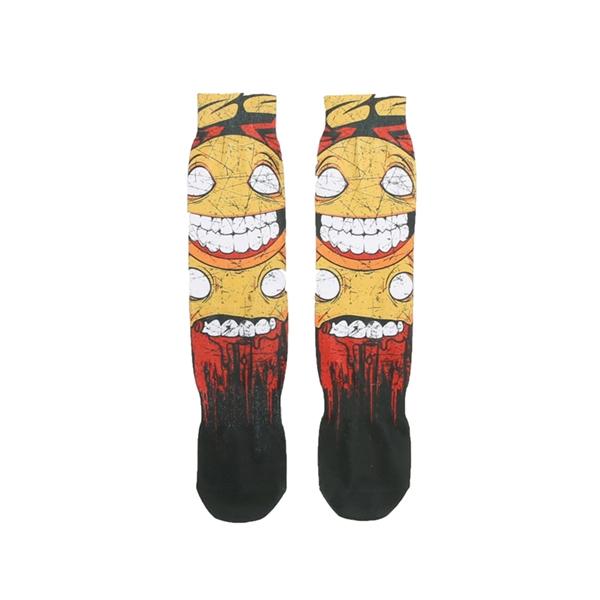 Unisex Crew Tube Socks Novelty Digital Print Socks
