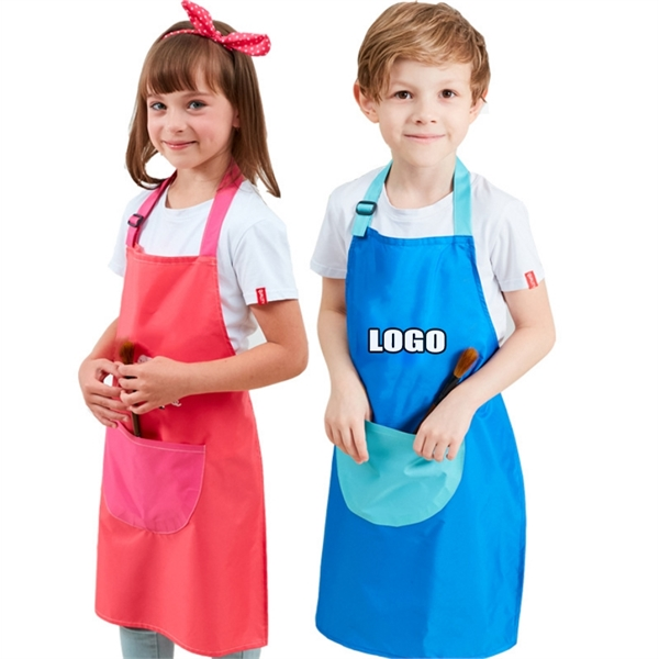 Custom Kids Aprons