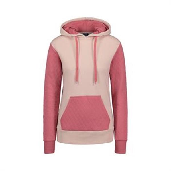 Ladies' Cloud Fleece Quilted Hood