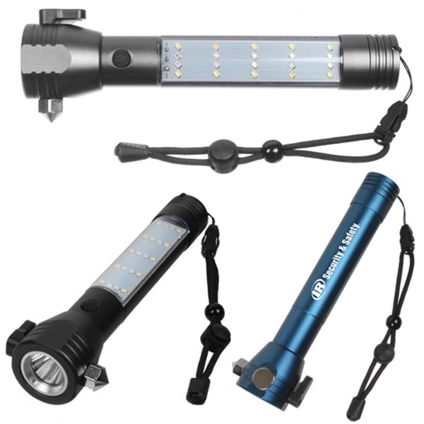 4 in 1 Emergency Flashlight