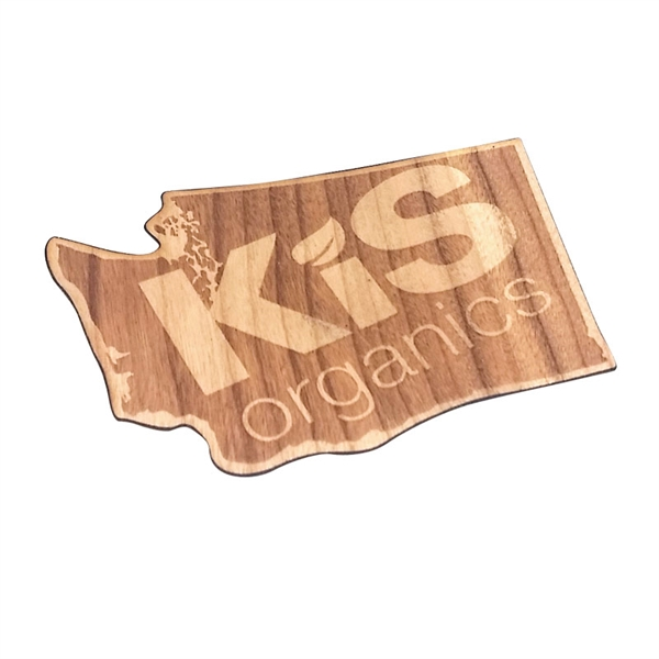 Etched Wood Stickers