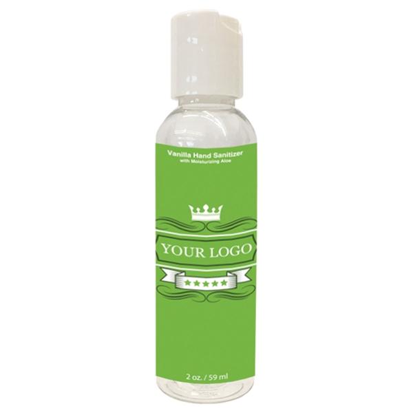 Hand Sanitizer Gel Bottle 2 fl oz