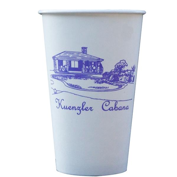 16 oz. Hot/Cold Paper Cup