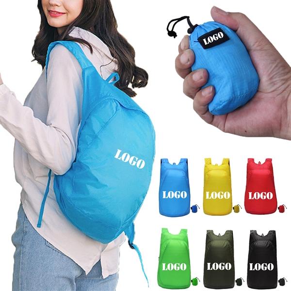 Ultralight Waterproof Folding Backpack Outdoor Sports Travel