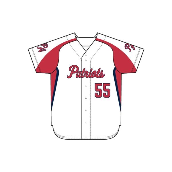 Fielder Customized Full Button Women's Softball Jersey