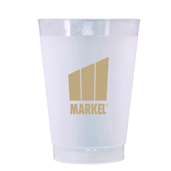 8 oz. Unbreakable Frosted Cup