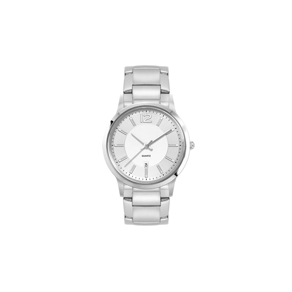 Ladies Silver Stainless Steel 3 Hand Ladies Silver Stainl...