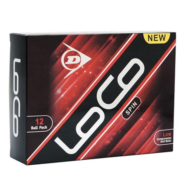 Dunlop LOCO Golf Balls