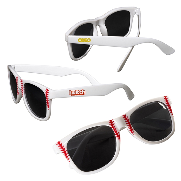 Sports Themed Sunglasses