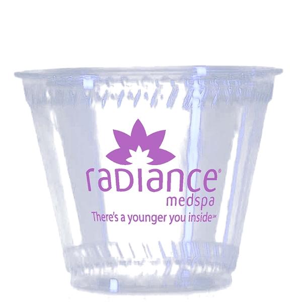 9 oz. Eco-Friendly clear cup