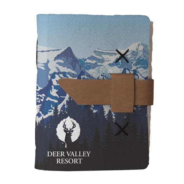 JACKSON Dye-Sublimated Felt Journal