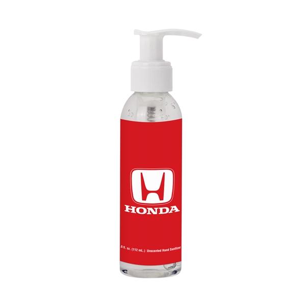 4 oz. Clear Gel Sanitizer