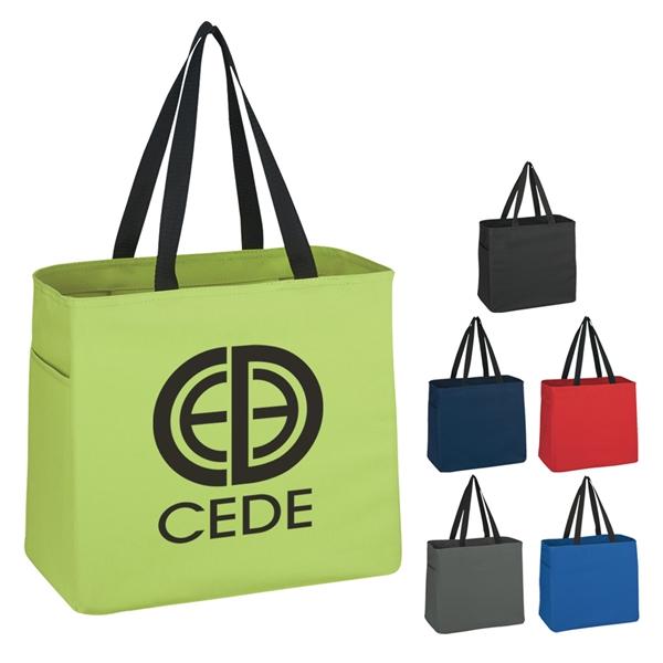 Cape Town Tote Bag