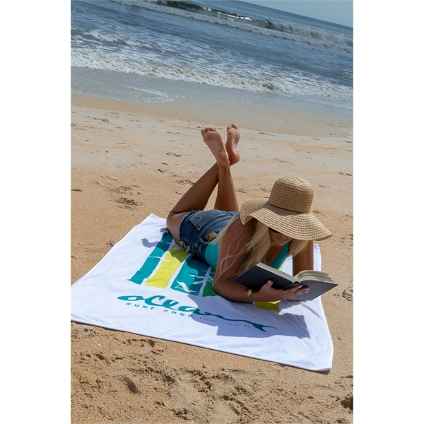 Platinum Collection Beach Towel