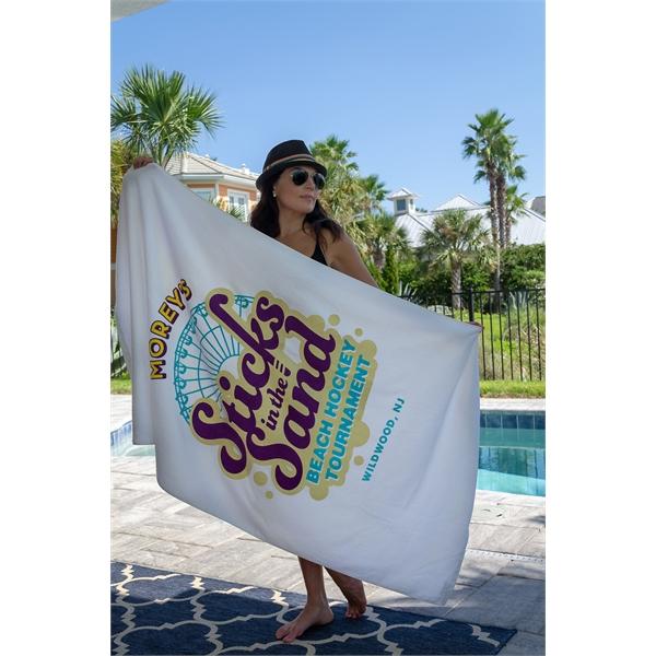 Platinum Collection Beach Towel