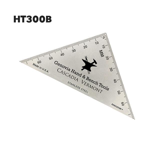 Hobby Triangle Ruler - Metric