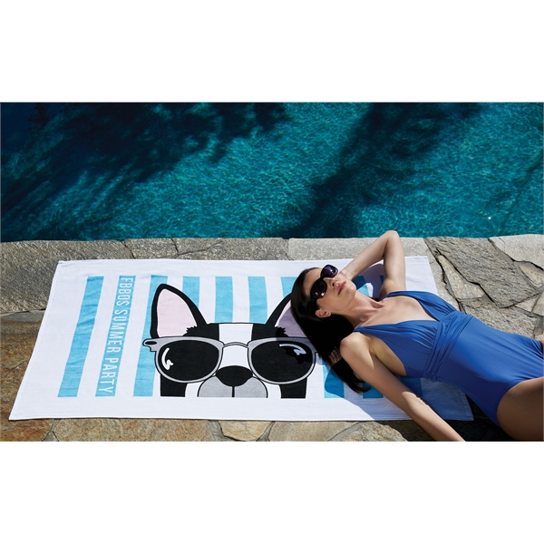 Jewel Collection Beach Towel