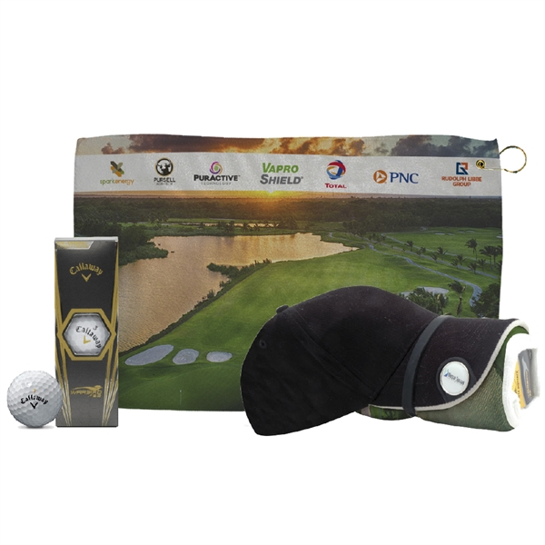Golfer's Hat Kit