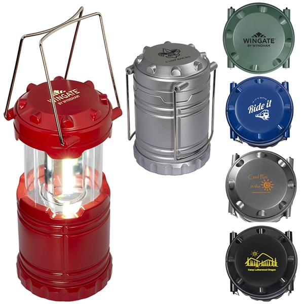 Camping Lantern-Style Flashlight