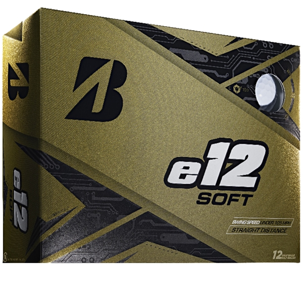 Bridgestone® e12 Soft Golf Balls