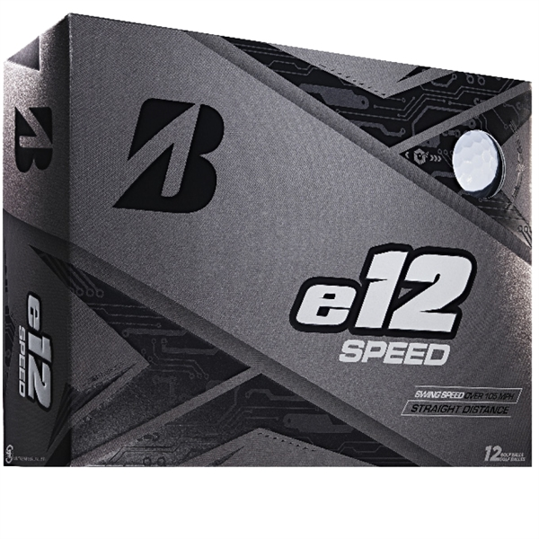 Bridgestone® e12 Speed Golf Balls