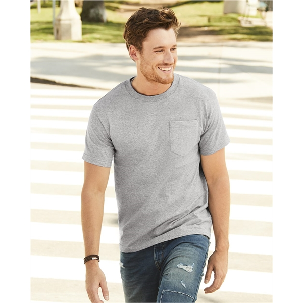 ALSTYLE Classic Pocket T-Shirt
