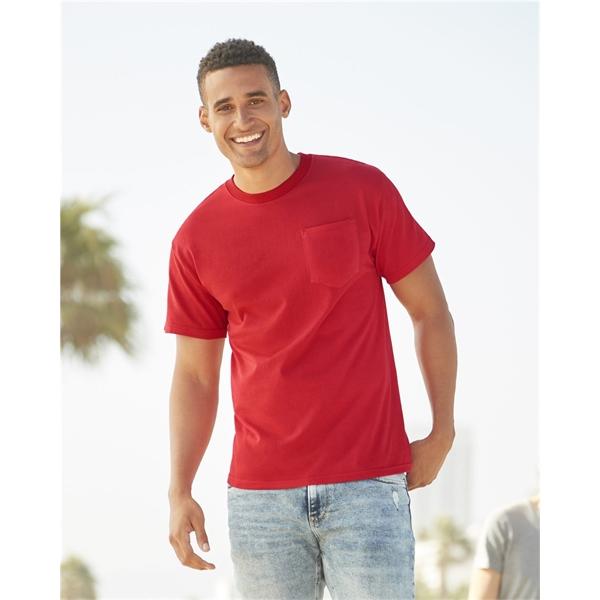 ALSTYLE Heavyweight Pocket T-Shirt