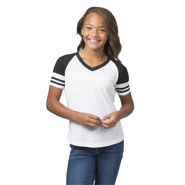 Boxercraft Girls' Arena T-Shirt