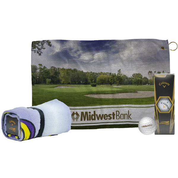 Mulligan Golf Kit