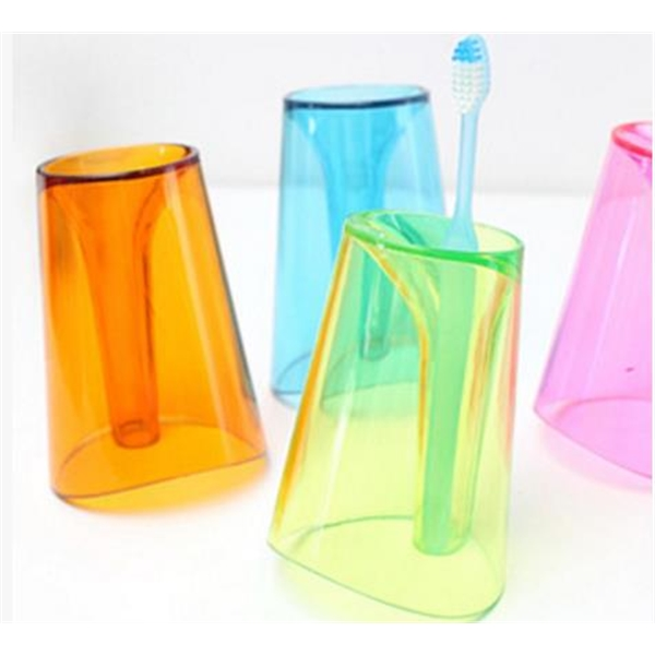 anti-dust magic rinse cup&travel cup&toothbrush rack