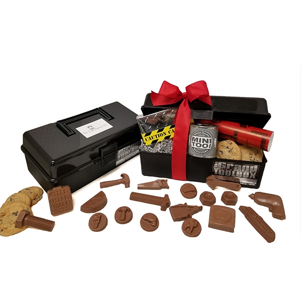The Chocolate Cookie Gourmet Contractor Themed Toolbox