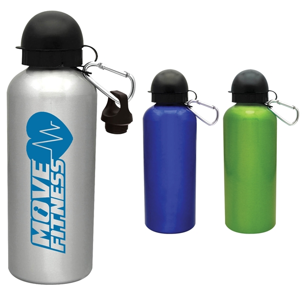 Aluminum Cyclist Collection Water Bottle