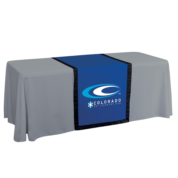 """28"""" Accent Table Runner (One Imprint Location)"""