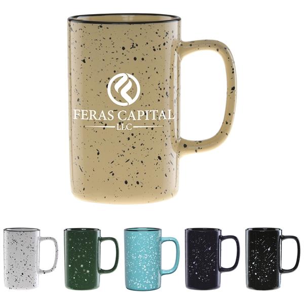 Tall Camper Collection Mug