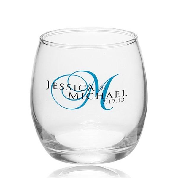 11.5 oz. Mikonos Stemless Wine Glasses