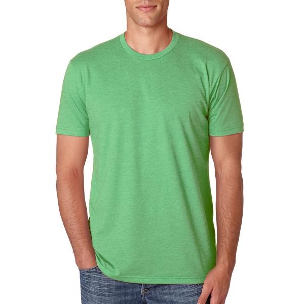 Next Level Mens CVC Crew T-shirt
