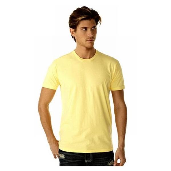 Next Level Mens Short Sleeve Combed Cotton T-shirt