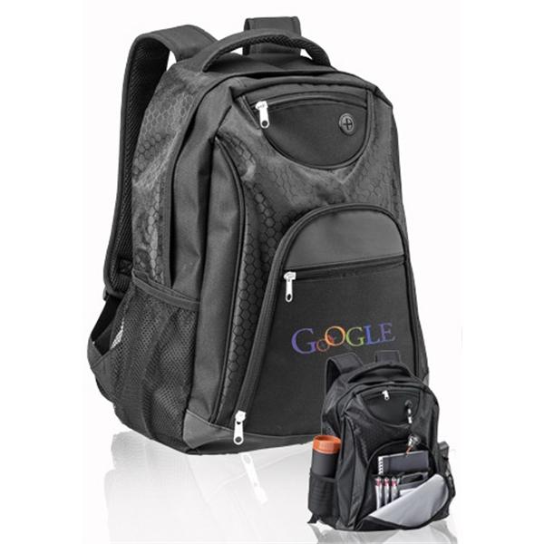 14W x 18H Transit Backpacks