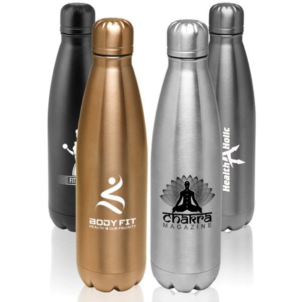 25 oz Cosmo Cola Shaped Water Bottles