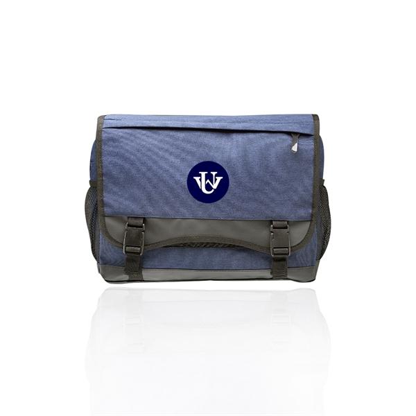 Bordeaux Fabric Messenger Bags