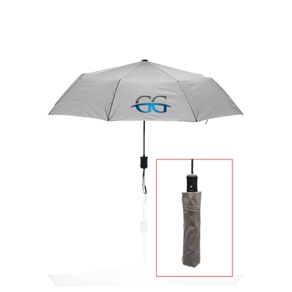 Compact Automatic Folding Umbrella
