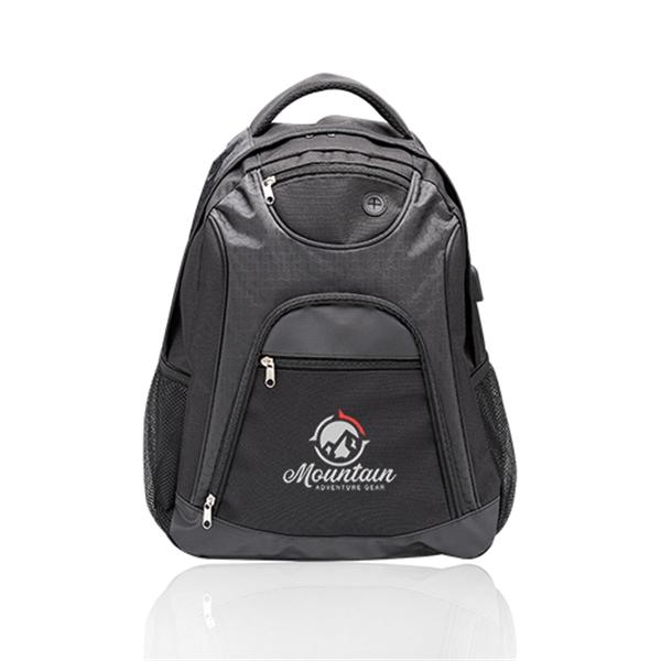 Transit Backpacks with USB Port