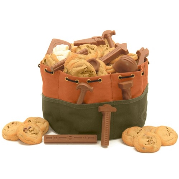 The Sweet Chocolate Tools and Cookie Bungie Tool Bag