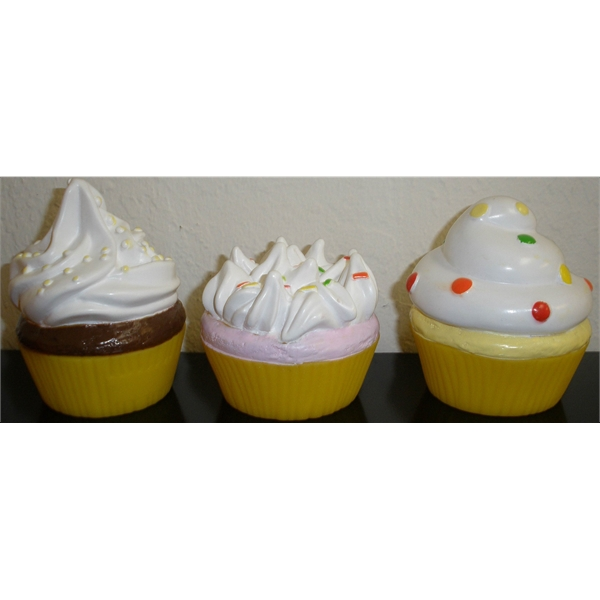 Rubber Cupcakes