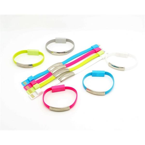 USB Data Line Bracelet